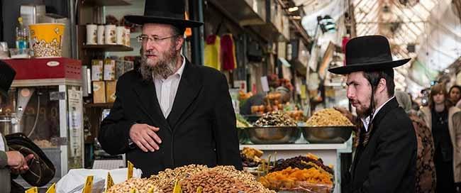 Mahane-Yehuda Market