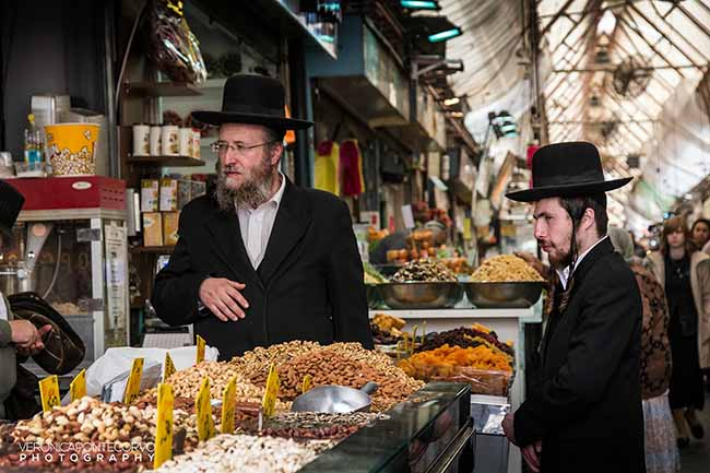 Tell me about your local market and I'll tell you who you are, the MAHANE YEHUDA MARKET