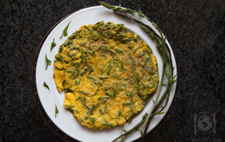 frittata asparagi 2