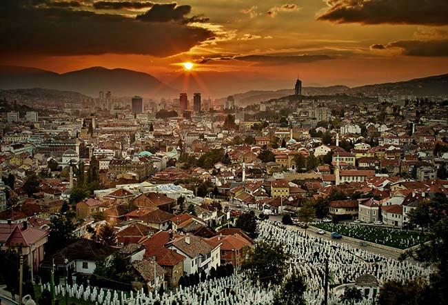 Sarajevo-Bosnia-Erzegovina