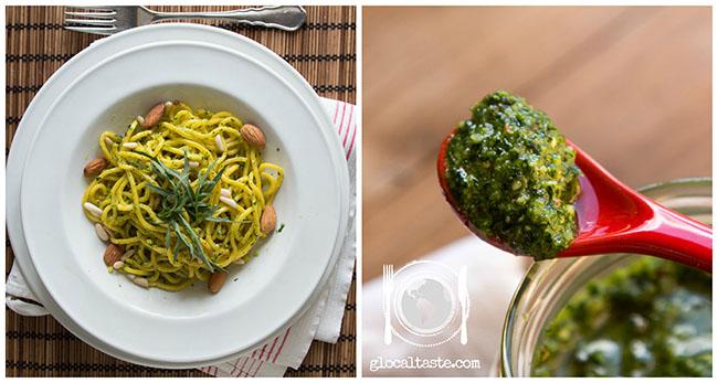 pesto-rughetta-rucola-spaghettoni