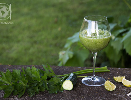 AVOCADO GREEN SMOOTHIES DETOX!