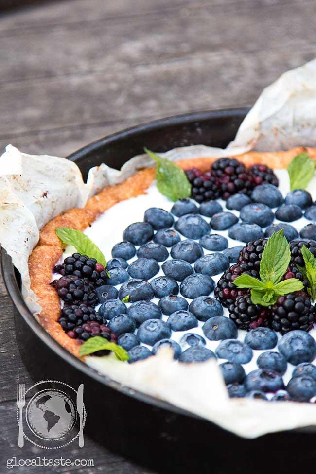 torta-ricotta-mirtilli