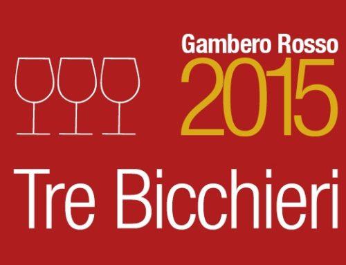TRE BICCHIERI 2015 – GAMBERO ROSSO