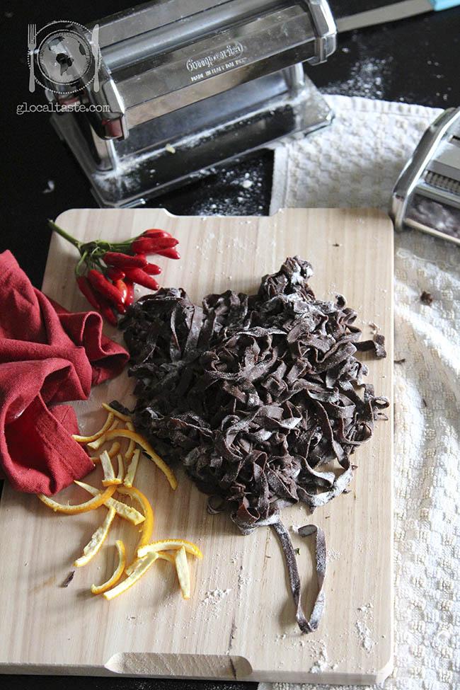 fettuccine-cacao-gamberi