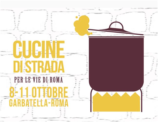CUCINE DI STRADA – ROMA